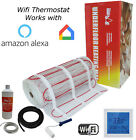 Electric Underfloor Heating mat kit 200w per m2 All Sizes in this Listing (BCA)