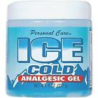 Ice Cold Analgesic Pain Reliever Gel (1, 2, 4, or 6 Jars) PICK