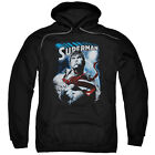 Superman Protect Earth Pullover Hoodies for Men or Kids