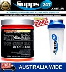 BPM Labs THE ONE 2.0 BLACK LABEL Preworkout Amp Citrate 30 Serve Extreme Energy