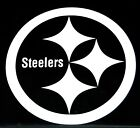 Pittsburgh Steelers Football Logo Vinyl Decal Sticker 77082z on eBay