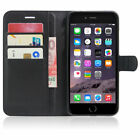 Wallet Case für Apple iPhone 7 4.7 / Plus 5.5  Cover Tasche Geldhülle Flip Etui