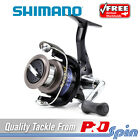 Shimano Nexave FD Spinning Fishing Reel + Spare Spool - 1000, 2500, 3000 or 4000