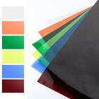 "16""x20"" Colors Filter Lighting Gel Sheets For Video Camera Light Studio Film DV"