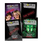 step by step skeleton face paint - Wolfe FX - Step by Step Face Paint Cheat Books - Spiral Bound Made in the USA
