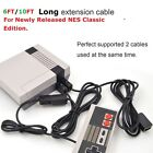 HOT 6 FT10FT Extension Cable For  Nintendo NES Mini Classic Controller
