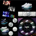 For Party Disco Women Men Kid Lover LED Light Up Shoes Glow in The Dark Sneakers