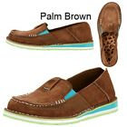 Ariat Women's Cruiser Slip On Shoes-Palm Brown