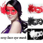 Sexy Women Masquerade Thief Bandit Pirate Mask Party Costume Props Lace Eye Mask