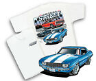 Camaro Street Legends T-Shirt: Chevrolet Chevy 1967 1968 1969 1970 RS SS Z28