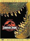 ~JURASSIC PARK (DVD, 2000) COLLECTOR'S EDITION~