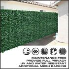 Artificial Privacy Hedge Decoration Ivy Fence Fencing Leaf Outdoor Panels Screen