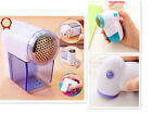 Electric Clothes Fluff Lint Remover Shaver Fuzz Fabric Shaving Device mw