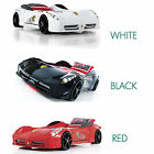 Luxury Kids FERRARI 458 Italia Style Racing Car Single Size Bed - 3FT