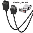 6FT/10FT  Extension Cable For Mini  Nintendo NES Classic Edition Controller