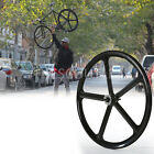 Fixed Gear 700c 5 Spoke Mag Rim Front Rear Single Speed Fixie Bicycle Wheel Set