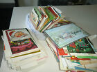 Vintage lot Christmas Greeting Card Scraps for projects & decoration 200+