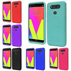 For LG V20 Thin Silicone Skin Rubber Gel Cover Case