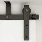 4ft-16ft Ceiling Mount Bracket Sliding Barn Door Hardware...