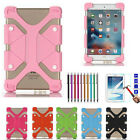 Universal Shockproof Silicone Gel Rubber Case Cover For 8.9