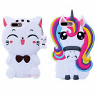 samsung core 3 - For Samsung Galaxy Phones 3D Cartoon Soft Silicone Rubber Cute Back Case Cover