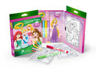 Внешний вид - Crayola Mini Coloring Pages 80 Pages 6 Mini Markers Many Characters-- U Choose