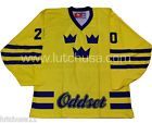 Sweden Oddset Tournament English Zetterberg 20 Lutch Replica Hockey Jersey