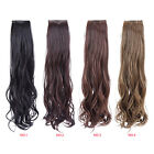 Natural Womens Long Curly Hair Ponytail Hair for Ladies Hairpiece Wigs