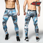 New Compression Pants Base Under Layer Men's Sports Apparel Skin Tights Long