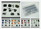 Steel Fairing Bolts Kit Fastener Clips Screw For Triumph Speed Triple 2004-2014