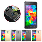 Mirror PC Back Cover   Metal Aluminum Frame Case for Samsung Galaxy G530/J5/J7