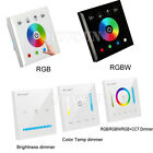 DC12-24V Mi-Light Single Color/CCT/RGB/RGBW/RGB+CCT Touch Panel LED Controller