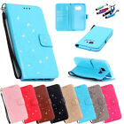 Hybrid Flip Wallet Leather Case Cover Stand For Huawei Ascend P8 Lite/P9 serious
