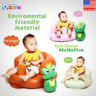 Inflatable Toddlers Sit Me Up Stool Training Seat Dining Bath Chair Baby Sofa