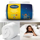 New Luxury Silentnight Cooler Summer Duvet Quilt - 4.5 Tog - Single Double King