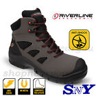 Composite Toe Work Electrical safety boots No METAL Slip resistant Light weight