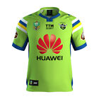 CANBERRA RAIDERS NRL 2017 OFFICIAL ISC HOME MENS ADULTS JERSEY SUPPORTER