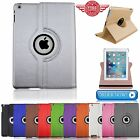 Kyпить Leather 360° Rotating Smart Stand Case Cover For APPLE iPad Air 4 3 2 mini  на еВаy.соm