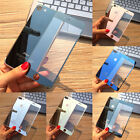 Mirror Tempered Glass Front + Back Screen Protector For Apple Iphone 5 6 7 8plus