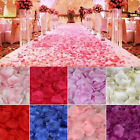 Fake Flower Petals Wedding Silk Decoration Artificial 1000pc Rose Confetti Party