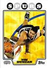 2008-09 Topps Basketball Singles - YOU PICK COMPLETE YOUR SET