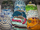 Random Try One MamaBear Cotton One Size Fitted Cloth Diapers - trim and cute