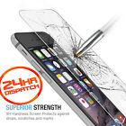 100%Genuine Tempered Glass Screen Protector 1+1 For Iphone 6S {[icA386