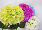 Artificial Simulation Flowers Purple/Green/Blue/White Home Decor Brand New 88cm