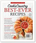 Cook's Country Magazine NEW Buy 1 Get 1 50%Off (Add 2 to Cart) FREE US SHIPPING