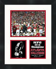 NFL Atlanta Falcons NFC 2016 Champions 11X1 Professionally Framed Photo Collage on eBay