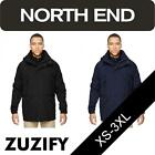 North End Mens 3-in-1 Techno Series Parka. 88007