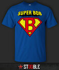 Super Bob T-Shirt - Direct from Stockist