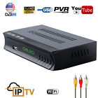 HD DVB-S2 Digital Satellite Receiver Combo  IPTV Channel List Youtube PVR EPG
