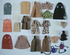 Vintage Star Wars Figure Capes and Cloaks - 100% Original - Choose Your Own £9.99 GBP